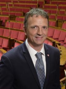 François-Michel Lambert président de l'Institut national de l'économie circulaire