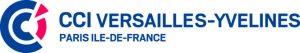 Logo Chambre de Commerce et d'Industrie Départementale Versailles-Yvelines