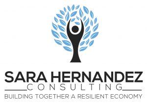 Logo Sara Hernandez Consulting