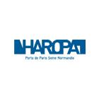 Logo GIE HAROPA PORTS DE PARIS SEINE NORMANDIE