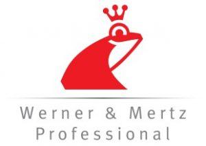 Logo Werner & Mertz France professionnel