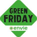 ENVIE lance le GREEN Friday, une alternative au Black Friday – du 23 au 25 novembre 2017