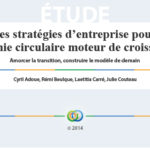 Etude | Quelles stratégies d'entreprise pour une économie circulaire moteur de croissance ?