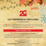 Les Conférences Circulaires de la Fondation Veolia
