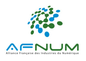 Logo AFNUM (Alliance Française des Industries du Numérique)