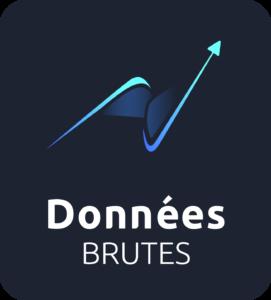 Logo Données Brutes