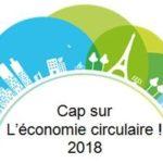 Appel à projets de la Ville de Paris : Cap sur l'économie circulaire 2018