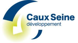 Logo Caux Seine développement