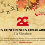 #LivingCircular « l'économie circulaire au service d'une alimentation plus responsable »