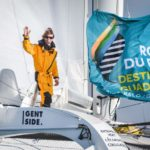 Romain Pilliard et la Route du Rhum 2018 – Soutenu par l'INEC