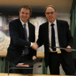 Signature d'un accord cadre avec Aix Marseille Université