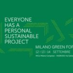 Press release – Milano Green Forum's first edition