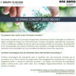 L'INEC jury du concours «le Stand Concept Zéro Déchet»