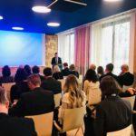 L'INEC à la délégation finlandaise à Paris
