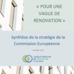 Décryptage de la stratégie «Pour une vague de rénovation en Europe» – Commission Européenne
